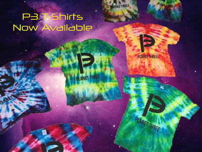 Hand-made Tie Dye P3 Shirt main photo