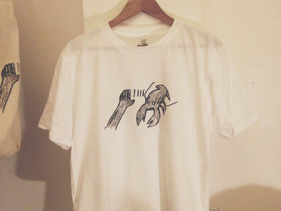Lobster Theremin Logo T-shirt main photo