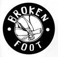 Broken Foot image