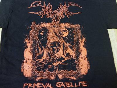 Primeval Satellite T-Shirt (Orange) main photo