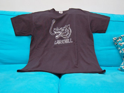 Larkhill T-Shirt - Dead Grayscale main photo