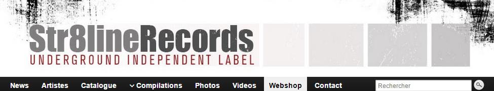 Tense Music   Str8line Records