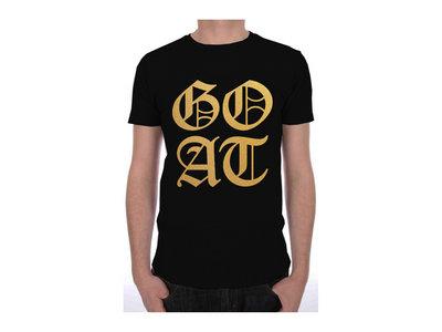 Goat - Logo - Gold T-Shirt main photo