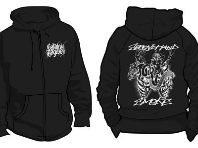 SHS Hoodie (Zip-Up Black) main photo