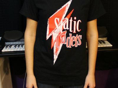 Static Cadets Logo Tee main photo