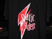 Static Cadets Logo Tee photo