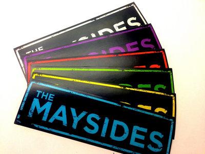 """The Maysides"" Sticker main photo"
