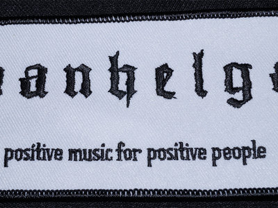 Vanhelga - PMFPP Patch (white) main photo