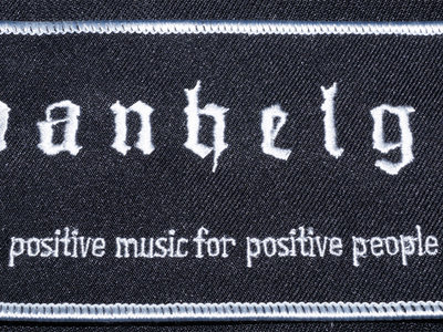 Vanhelga - PMFPP Patch (black) main photo