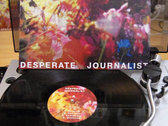 "Desperate Journalist 12"" album photo"