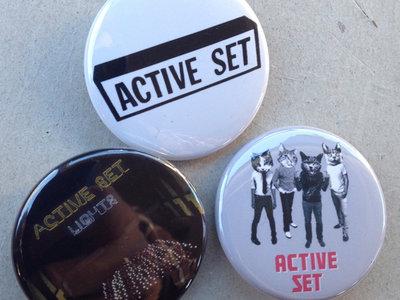 Active Set Button 3-pack main photo