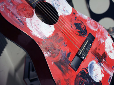 Limited Edition Guitar main photo