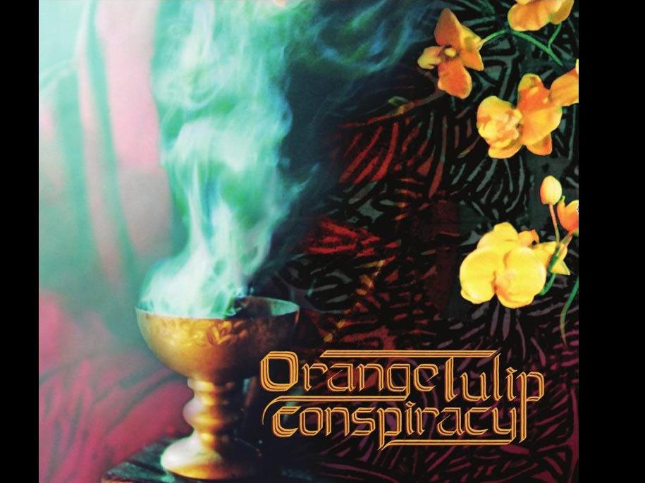Orange tulip conspiracy