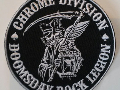 Doomsday Rock Legion Patch main photo
