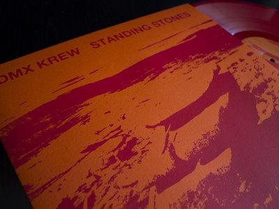 Dmx Krew - Standing Stones LP Beltane edition main photo