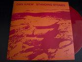 Dmx Krew - Standing Stones LP Beltane edition photo