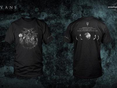 Selvans 'clangores plenilunio' bundle CD + Tshirt and Poster main photo