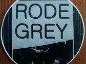 Rode Grey Sticker photo