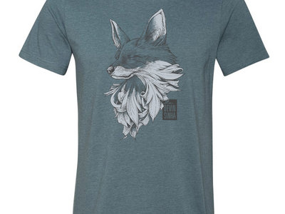 Fox T-shirt - Slate main photo