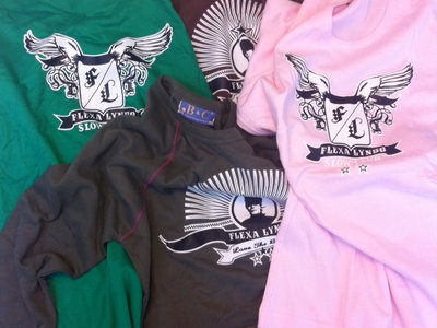 """Slow Club"" and ""Love The Bomb"" t-shirts (girls/boys) /// FREE if you buy an album !!! main photo"