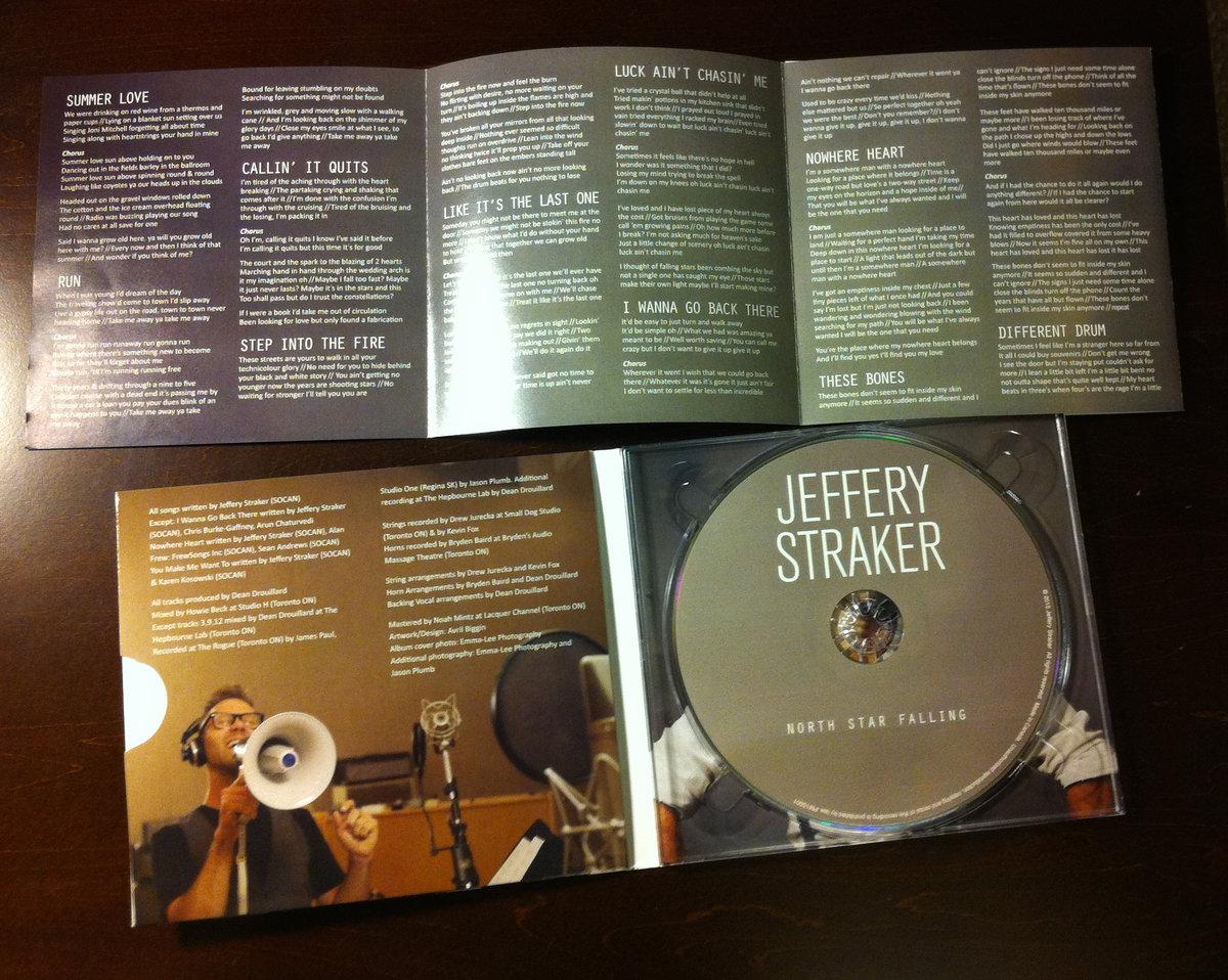 North Star Falling | Jeffery Straker