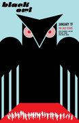 Black Owl image