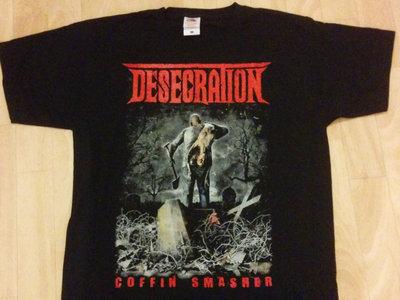Coffin Smasher T-Shirt main photo