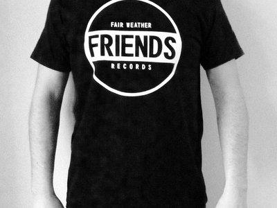 Fair Weather Friends Logo Silkscreen T Shirt main photo
