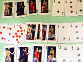 'Sweet Spots' Playing Cards photo