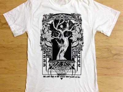 """""""Skull Tree"""" Shirt main photo"""