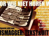 Hausmagger: Tekst&Uitleg photo