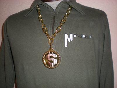 Monsonia 3/4 Length Sleeve Surplus Shirt main photo