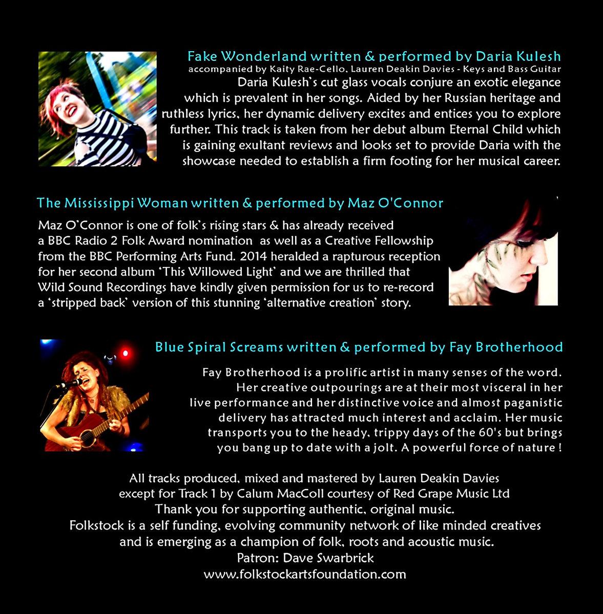 Fake Wonderland | Folkstock Records