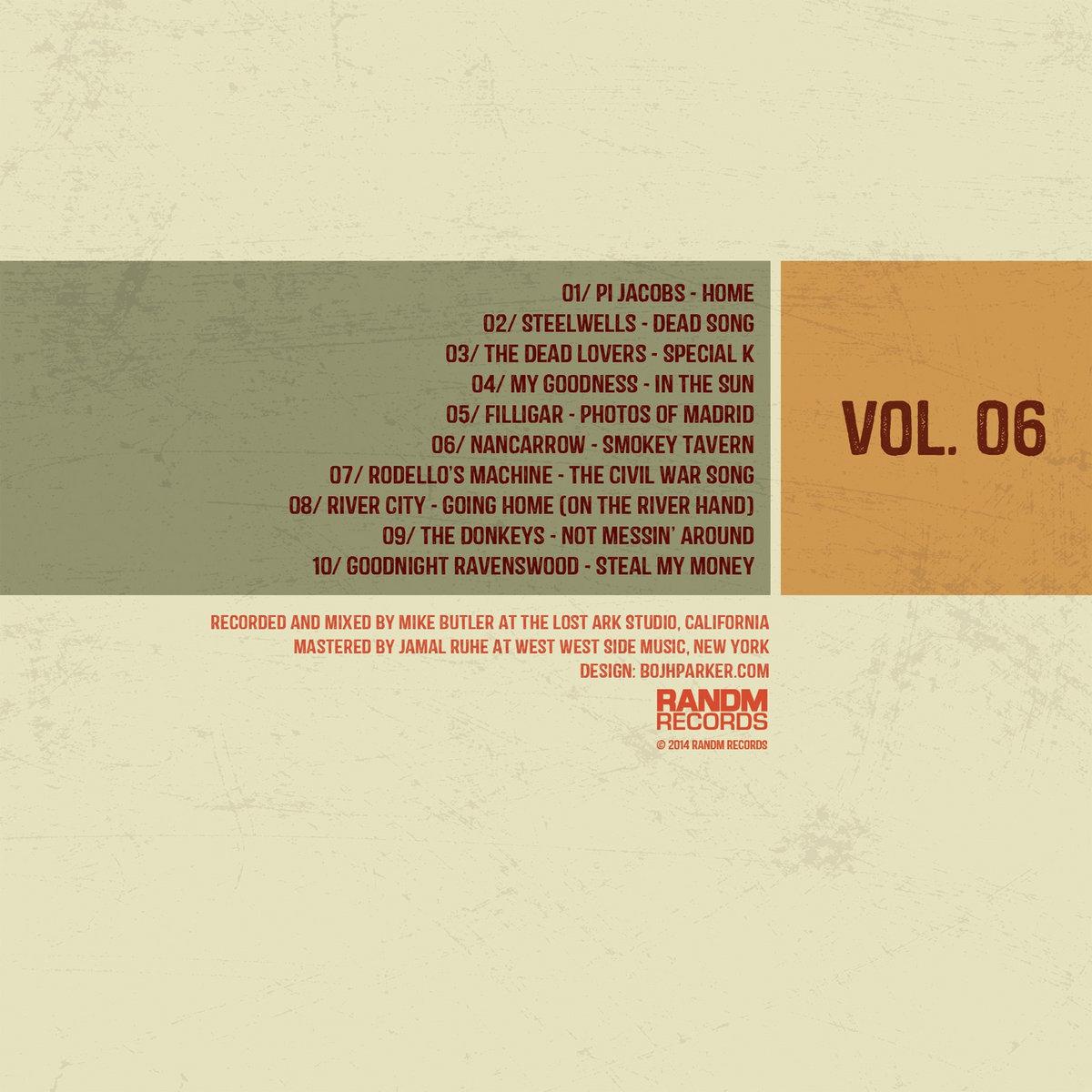 The Civil War Song | Randm Records