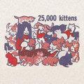 25,000 Kittens image