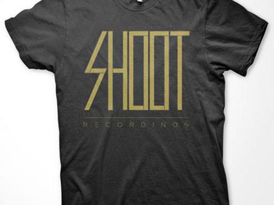 Shoot Tee's [Limited Gold Ink] main photo