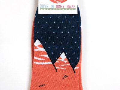 Je suis la montagne // Socks main photo