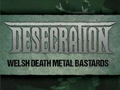 Welsh Death Metal Bastards DVD main photo