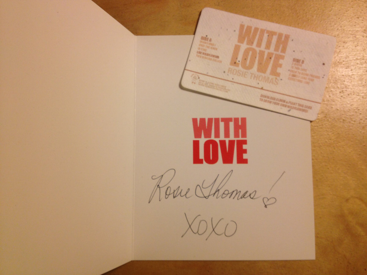 3 Pack Signed Valentines Download Cards and Flowers – Thomas Valentine Cards