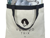 Voodoo Trix Organic Cotton Tote Bag photo