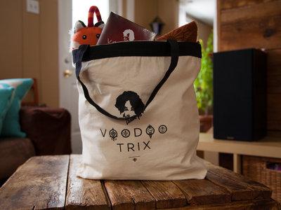 Voodoo Trix Organic Cotton Tote Bag main photo