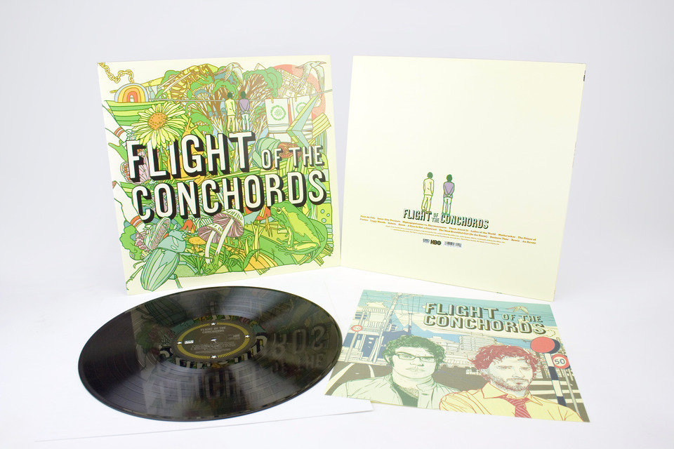 flight of the conchords robots mp3 download