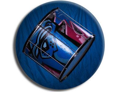 Badge: BASS DRUM main photo
