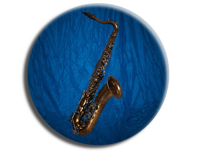 Badge: SAXOPHONE main photo