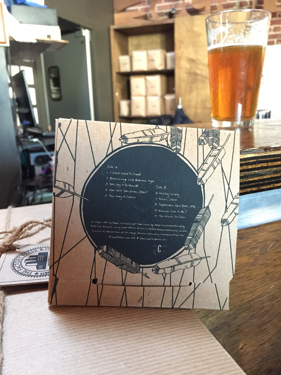 Comes In A Recycled Arigato Stumptown Case, Screenprinted By Hand By  Factory Press In Atlanta Includes Unlimited Streaming Of Oneway Moon Via  The Free