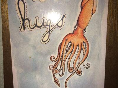 Squid Logo Sticker main photo