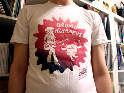 T-shirt OROMO KUMAKUS main photo