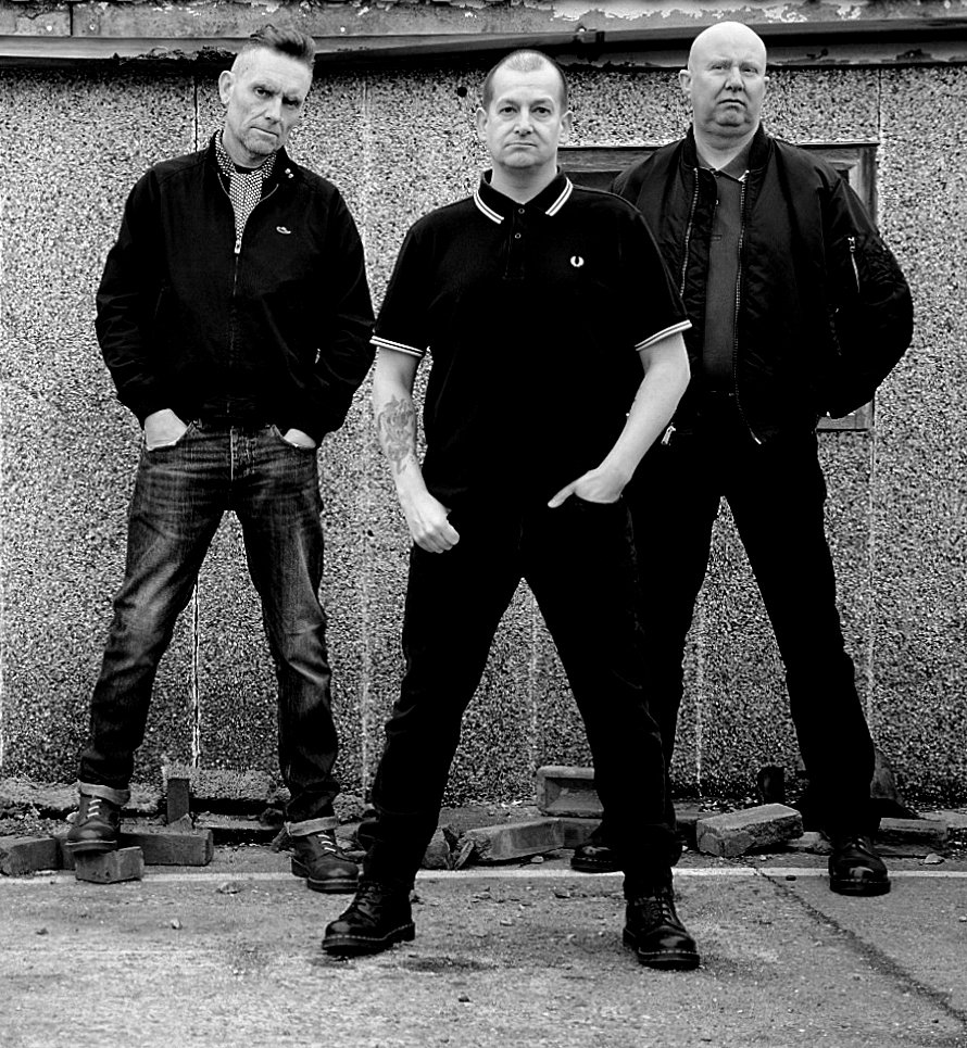 Formed In Sept 2013 KNOCK OFF Are A Hard Hitting Punk Trio Taking Influences From The Early 80s UK Scene
