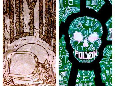 Cybernetic Circuitry T-Shirt main photo