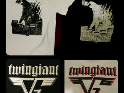 Gawdzrilla/Sunn/Van Giant/Twin Halen Shirt main photo